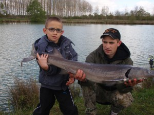 sturgeon-fishing-child-and-teacher